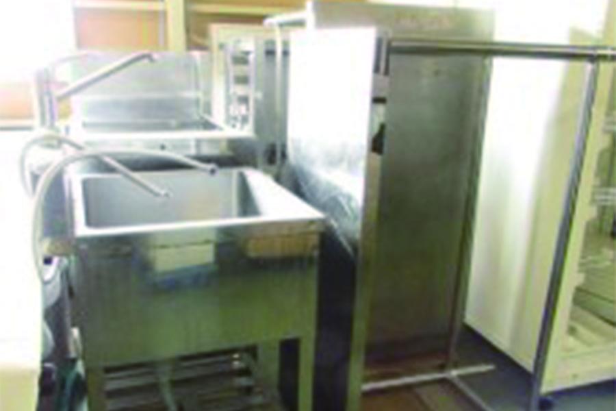 厨房機器回収1